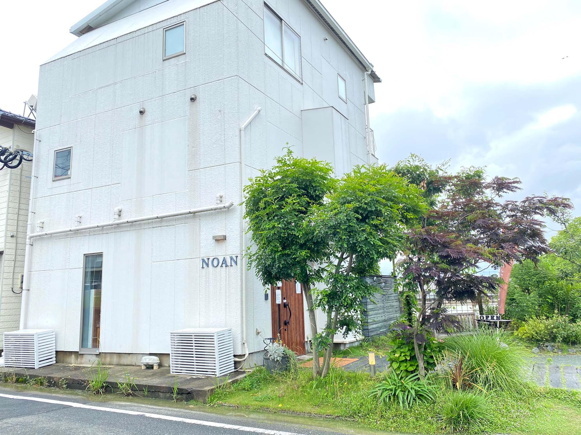ブランジュリ ノアン糸島本店